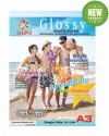 SUN NEXT GENERATION GLOSSY PHOTO PAPER A3 210 Gsm - SINGLE SIDE