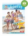 SUN NEXT GENERATION GLOSSY PHOTO PAPER A3 210 Gsm - DOUBLE SIDE